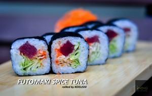 Futomaki Spice tuna