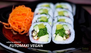 Futomaki Vegan