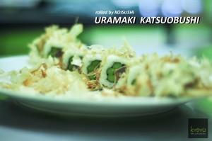 Uramaki katsuobushi_sushi nitra