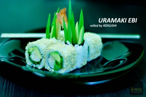 Uramaki_ebi_donaska sushi nitra