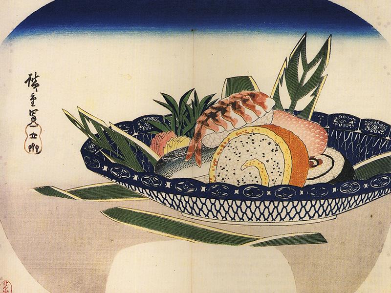 Ako k nám prišlo sushi?